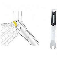 [해외]TOPEAK Pedal Wrench 15mm Silver