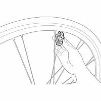 [해외]TOPEAK Duospoke Wrench 14G/15G Gray