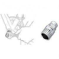 [해외]TOPEAK Cartridge Botton Bracket Tool Silver