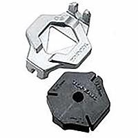 [해외]TOPEAK Duospoke Wrench Dt/6.0mm Gray