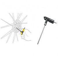 [해외]TOPEAK Wrench T25 Duotorx Silver