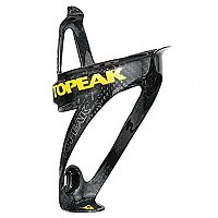 [해외]TOPEAK Bottle Cage Shuttle Carbon Black / Yellow