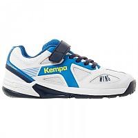 [해외]KEMPA Wing White / Fair Blue / Navy