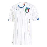 [해외]푸마 FIGC Italia Away 14/15 White