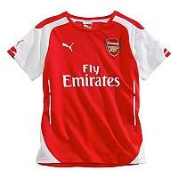 [해외]푸마 Arsenal FC Home Replica 14/15 High Risk Red / White