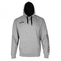 [해외]SPALDING Team II Hooded Grey Melange