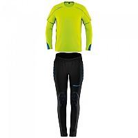 [해외]UHLSPORT Stream 22 Goalkeeper Set Fluo Yellow / Radar Blue