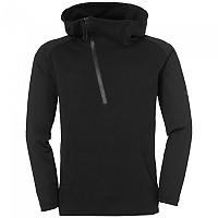[해외]UHLSPORT Essential Pro Zip Hoody Black