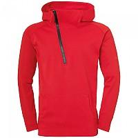[해외]UHLSPORT Essential Pro Zip Hoody Red