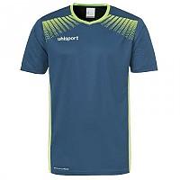 [해외]UHLSPORT Goal Shirt Ss Petrol / Flash Green
