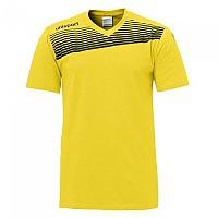 [해외]UHLSPORT Liga 2.0 Training T-Shirt Lime Yellow / Black