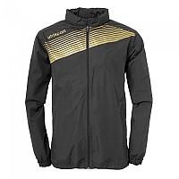 [해외]UHLSPORT Liga 2.0 Rain Jacket Black / Gold