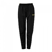[해외]UHLSPORT Liga 2.0 Classic Pants Black / Lime Yellow