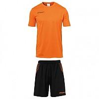 [해외]UHLSPORT Score Kit Fluo Orange / Black