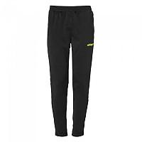 [해외]UHLSPORT Score Track Pants Black / Fluo Yellow