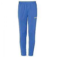 [해외]UHLSPORT Score Track Pants Azure Blue / Lime Yellow
