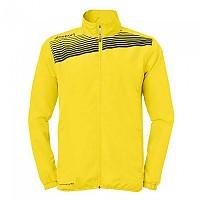 [해외]UHLSPORT Liga 2.0 Presentation Jacket Lime Yellow / Black