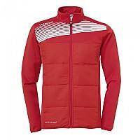 [해외]UHLSPORT Liga 2.0 Multi Jacket Red / White