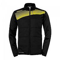 [해외]UHLSPORT Liga 2.0 Multi Jacket Black / Lime Yellow