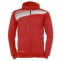 [해외]UHLSPORT Liga 2.0 Hooded Jacket Red / White