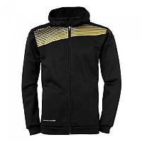 [해외]UHLSPORT Liga 2.0 Hooded Jacket Black / Gold