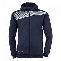[해외]UHLSPORT Liga 2.0 Hooded Jacket Navy / Sky Blue