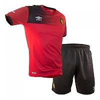 [해외]엄브로 RCD Mallorca Home Kit 16/17 Red / Black