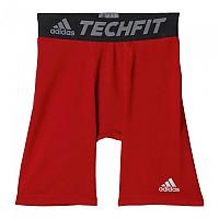 [해외]아디다스 Techfit Base Short Power Red