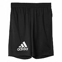 [해외]아디다스 Gear Up Knnited Short Pants Black / White
