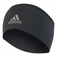[해외]아디다스 Headband Wide Black / Black / Reflective Silver