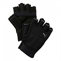 [해외]푸마 Training Gloves Up Black / Silver