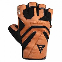 [해외]RDX SPORTS Gym Glove Leather S12 Tan