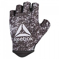 [해외]리복 FITNESS Gloves Black / White