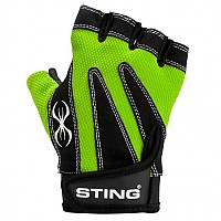 [해외]STING M1 Magnum Training Gloves Green Fluo