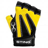 [해외]STING M1 Magnum Training Gloves Yellow Fluo