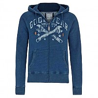 [해외]GOODYEAR Brant Sweatshirt Blue Denim Used