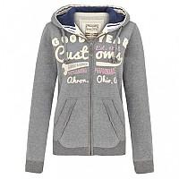 [해외]GOODYEAR Emporia Sweatshirt Marl Grey