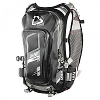 [해외]LEATT Hydration Pack GPX 2.0 Trail WP Black-Grey