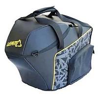 [해외]LEATT Helmet and Brace Bag Black-Grey-Yellow