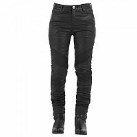 [해외]OVERLAP Stradale Jeans Black Waxed