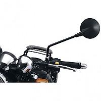 [해외]POLO Handlebar Mounted Mirror 22 Right Side Chrome
