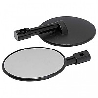 [해외]POLO Handlebar End Mirror Pair 10 Black