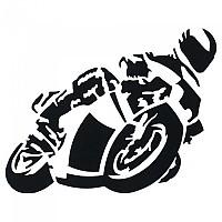 [해외]POLO Rider Sticker Small Black