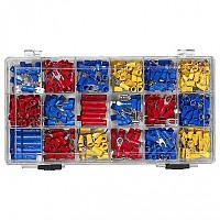 [해외]POLO Crimp Connectors Assorted 360 Pieces