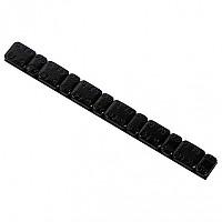 [해외]POLO Adhesive Weights Steel Black