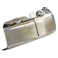 [해외]SHOT Metal Tips And VIS For Boot K12 Silver