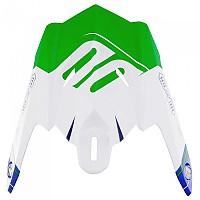 [해외]SHOT Visor For Helmet Striker Exod Blue / Green