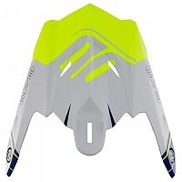 [해외]SHOT Visor For Helmet Striker Exod Grey / Yellow Fluo