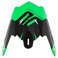[해외]SHOT Visor For Helmet Striker Exod Green Fluo Matt
