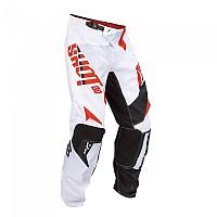 [해외]SHOT System Pants Black / Red
